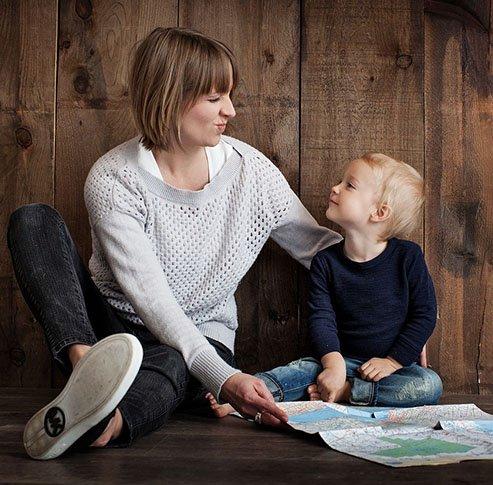 Методът Силва за родители и деца