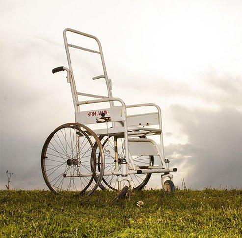 Хора с увреждания – историята на Бил Стурдевант